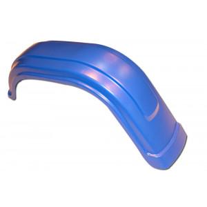 Muovilokasuoja vasen 1-aks (sininen)
